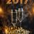 nouvelle · ans · célébration · paire · flûtes · vin - photo stock © grafvision