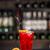fresh red non alcoholic cocktail stock photo © grafvision