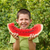 child with watermelon stock photo © grafvision