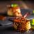 karamel · vanille · vla · dessert · voedsel - stockfoto © grafvision