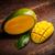 mango · vruchten · houten · tafel · tropische · vruchten · voedsel - stockfoto © grafvision