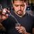 barman · cocktail · glas · bar · alcohol · dranken - stockfoto © grafvision