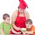 два · детей · матери · подготовка · Cookies · вместе - Сток-фото © grafvision