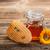 miele · a · nido · d'ape · primo · piano · natura · salute · sfondo - foto d'archivio © grafvision
