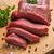 nyers · marhahús · vágódeszka · friss · fából · készült · fokhagyma - stock fotó © grafvision
