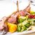grilled lamb ribs stock photo © grafvision