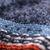 bleu · tricoté · laine · texture · peuvent · mode - photo stock © grafvision