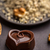 heart shaped chocolate pralines stock photo © grafvision