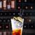 málna · koktél · martinis · pohár · fehér · gyümölcs · jég - stock fotó © grafvision