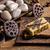 koud · handgemaakt · zeep · kaars · stenen · hout - stockfoto © grafvision