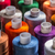 ミシン · 複数 · 色 · ボックス · 孤立した - ストックフォト © grafvision