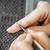 tandheelkundige · technicus · keramiek · tanden · werk - stockfoto © grafvision