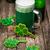 アイルランド · 緑 · ビール · 伝統的な · アルコール · 聖パトリックの日 - ストックフォト © grafvision