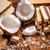 opłatek · kanapkę · herbatniki · domowej · roboty · biały · czekolady - zdjęcia stock © grafvision