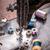 oude · naaimachine · kleermaker · workshop · doek · werk - stockfoto © grafvision