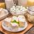rustik · ahşap · masa · gıda · arka · plan - stok fotoğraf © grafvision