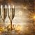 Новый · год · празднования · два · шампанского · очки · счастливым - Сток-фото © grafvision