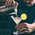 barman making margarita cocktail stock photo © grafvision