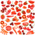 коллекция · Ягоды · вишни · клубники · черника · малина - Сток-фото © grafvision