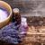 ancora · vita · lavanda · sale · bottiglie · sapone · asciugare - foto d'archivio © grafvision