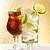whiskey · cola · eenvoudige · cocktail · drinken - stockfoto © grafvision