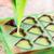 snoep · veelkleurig · chocolade · vorm · hart · achtergrond - stockfoto © grafvision