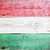 vlag · Hongarije · geschilderd · hout · plank - stockfoto © grafvision