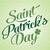 dia · de · São · Patricio · cartão · fronteira · ilustração · 3d · irlandês - foto stock © graphit