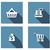 иконки · вектора · коллекция · долго · тень · веб-дизайна - Сток-фото © graphit
