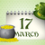 stpatricks day calendar background stock photo © graphit
