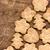 pão · de · especiarias · bolinhos · mesa · de · madeira · cópia · espaço · árvore - foto stock © grazvydas