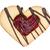 heart shaped cookie stock photo © grazvydas