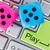 online · gioco · d'azzardo · giocatore · chip · laptop · casino - foto d'archivio © grazvydas