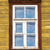 window of old wooden house stock photo © grazvydas