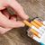 sigara · sağlık · kutu · ilaçlar · makro · boş - stok fotoğraf © grazvydas
