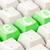 キーボード · エコ · オプション · 白 · インターネット · 作業 - ストックフォト © grazvydas