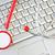 concept for online medicine or it support stock photo © grazvydas