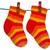 meias · criança · isolado · branco · roupa - foto stock © grazvydas
