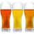 bril · verschillend · hout · bureau · bier · glas - stockfoto © grazvydas