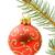albero · di · natale · decorato · rosso · gingillo · impiccagione · Natale - foto d'archivio © grazvydas