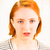 Young Redhead Girl With Headphones stock photo © gregorydean
