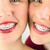 dois · jovem · meninas · faces · bonitinho - foto stock © gregorydean