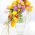 színes · virágcsokor · tavaszi · virágok · váza · ünnepi · üveg - stock fotó © gromovataya
