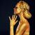 vücut · maske · kadın · kil · kız · yüz - stok fotoğraf © gromovataya