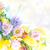 arte · hermosa · flores · de · primavera · flores · primavera · hierba - foto stock © gromovataya