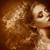 splendente · volto · di · donna · trucco · bella - foto d'archivio © gromovataya