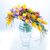 friss · ünnepi · virágcsokor · virágok · üveg · váza - stock fotó © gromovataya