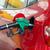 rojo · coche · gasolinera · puerta · energía · poder - foto stock © gsermek