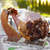 cooked ham on the bone stock photo © gsermek