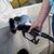 ガソリンスタンド · ポンプ · 充填 · ガソリン · 車 · 男 - ストックフォト © gsermek